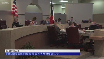 City of Marshall approves resolution for new animal shelter