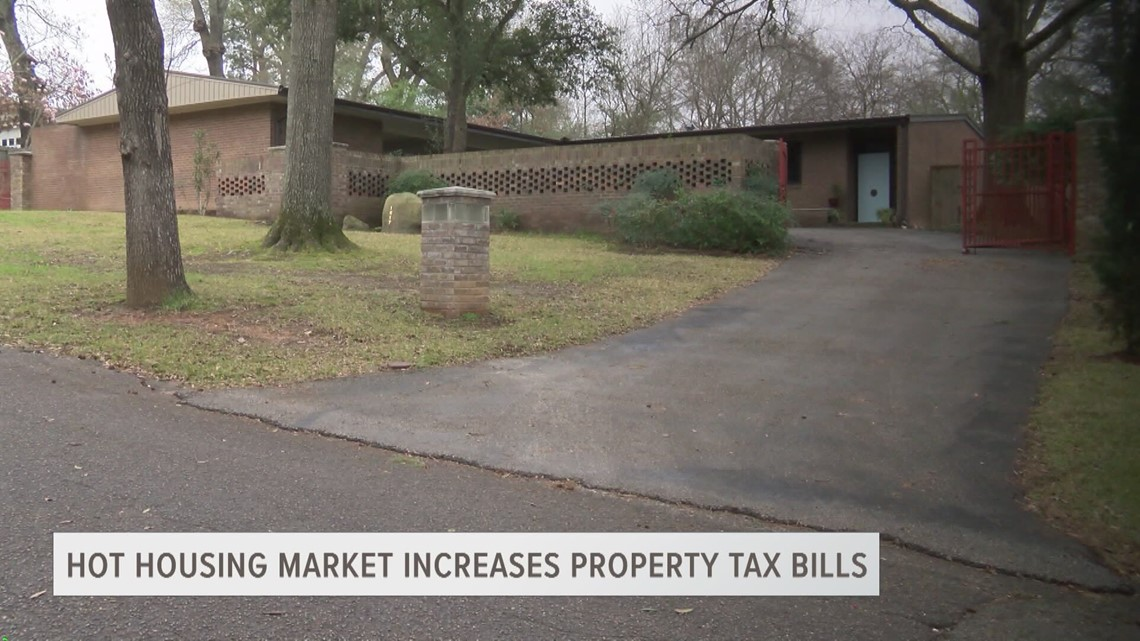 ETX Covered: Smith County Judge Nathaniel Moran discusses rising property appraisals