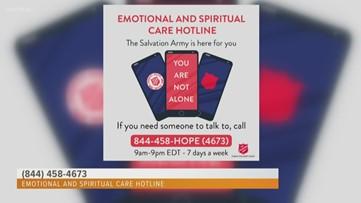 Emotional and Spiritual Hotline