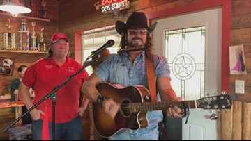 'Keep the Loop off the Lake': Nashville recording artist writes song about proposed Toll 49 expansion
