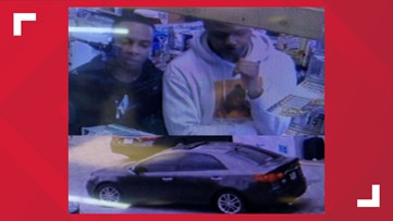 Smith County officials looking for suspects in convenience store burglary