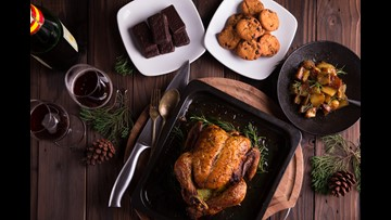 Holiday foods that are TSA-approved