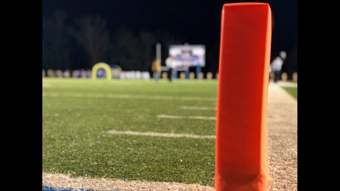 High School Football - State Quarterfinal Schedule