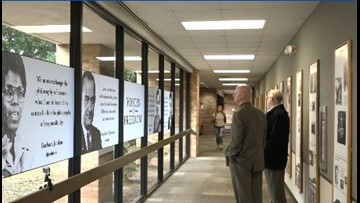Tashara Travels: Free, Public Civil Rights Exhibit at LeTourneau University