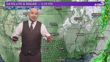 Wednesday Evening Web Weather