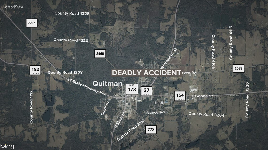 1 dead in Wood County crash