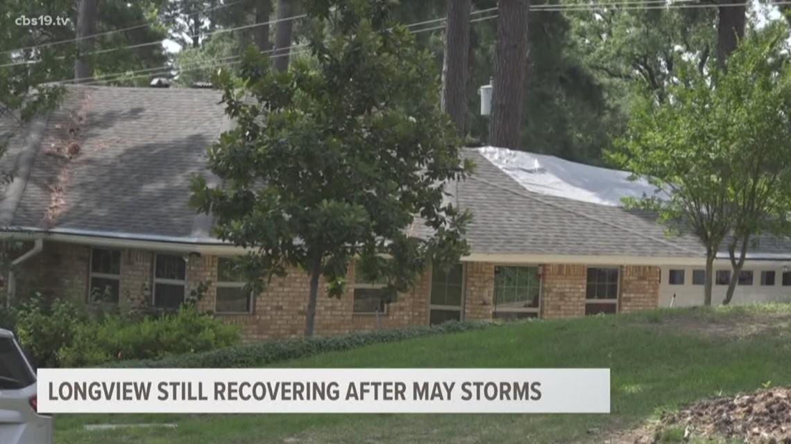 Longview still recovering