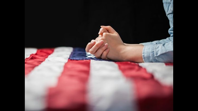 National Day of Prayer set Thursday, May 3