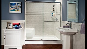 Get free bathroom remodel evaluation from East Texas Bath