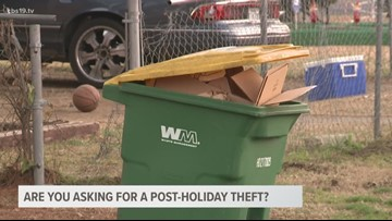 Your holiday crash could be making your home a target for burglars