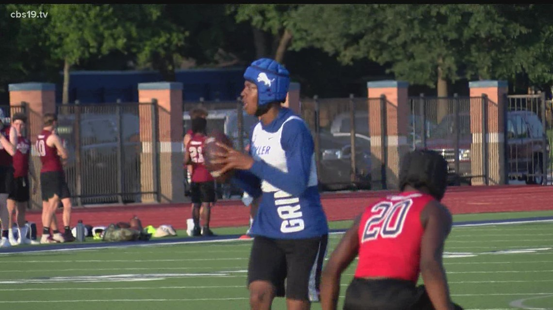 ETX 7-ON-7: Four East Texas High Schools gathered in Lindale Monday night for 7-on-7 league play