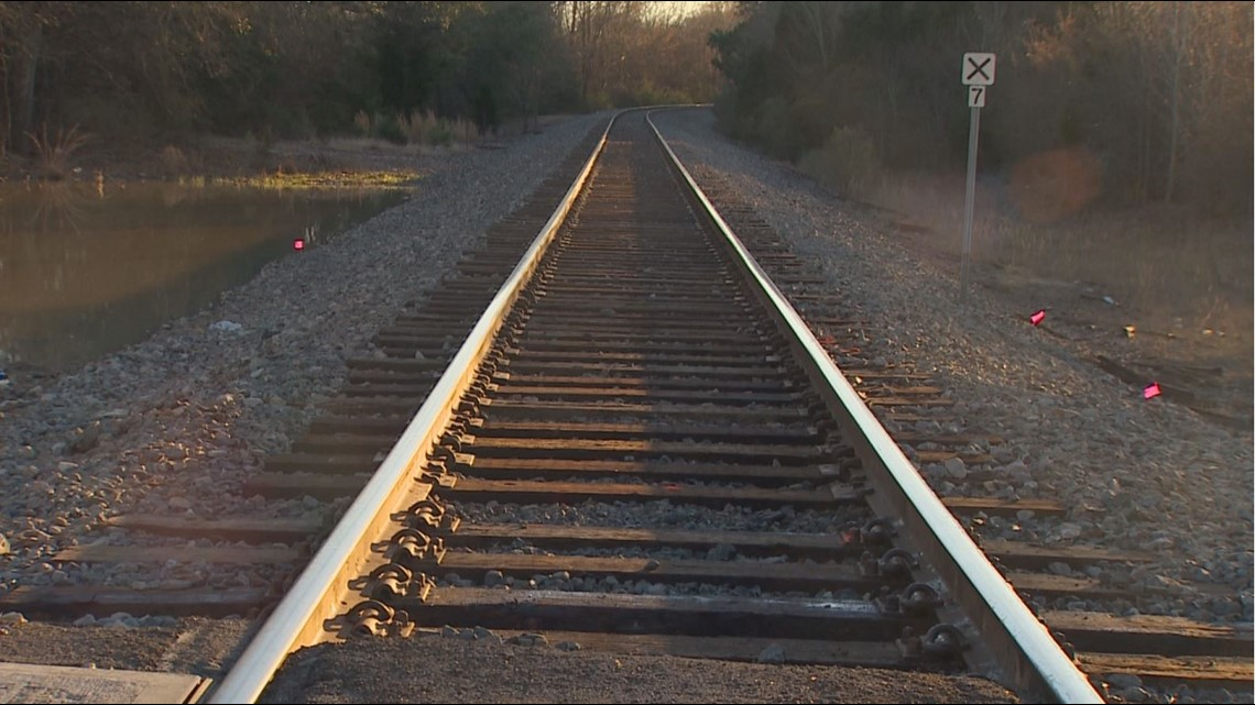 TxDOT's Railroad Division provides at-risk ranking of Athens railroad crossing