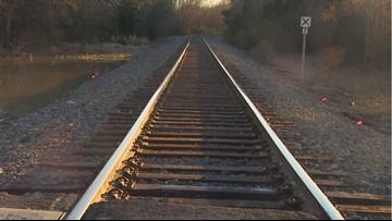 TxDOT's Railroad Division provides at-risk ranking of Athens railroad crossing