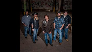 Music Monday: The Darrin Morris Band (Second Appearance)