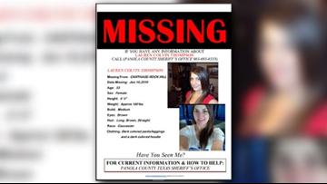 Panola County woman missing since January 10