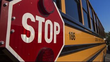 Deep East Texas student injured in school bus crash