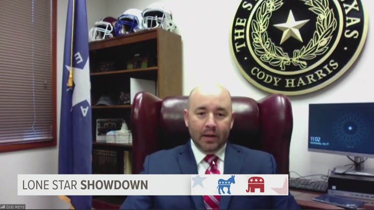 ETX Covered: State Rep. Cody Harris discusses the Texas elections bill, part one