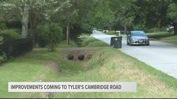 Updates coming to Tyler's Cambridge Road