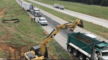 I-20 East at Toll 49 reopened to traffic after fatal 18