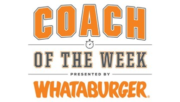 Whataburger Coach of the Week: Scott Rozell