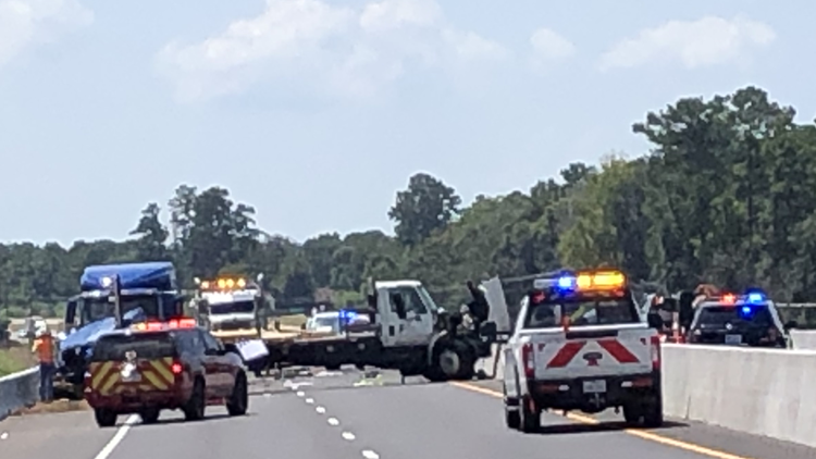 UPDATE: At least 1 dead after major crash at US 69, FM 346 in Smith County