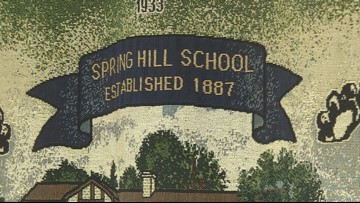 Spring Hill ISD preserving history at district's oldest building