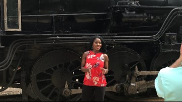 Tashara Travels: The Texas State Railroad