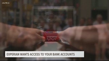 A credit boost for access to your bank account, new tool