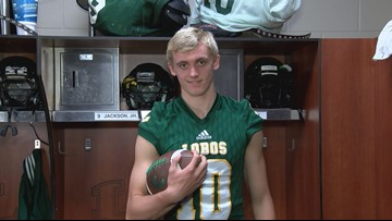 Patterson Hyundai of Tyler Player of the Week - Haynes King