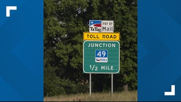 Smith County agrees to cooperate on Toll 49 enforcement with option to decline vehicle registration for drivers who won't pay
