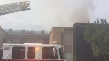 Tyler fire crews responds to structure fire at Alpine Creek Apartments