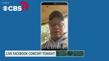 ROUND 2: Neal McCoy to stream free concert on Facebook Friday night