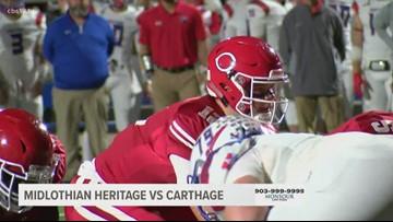 Midlothian Heritage vs. Carthage