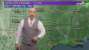 Tuesday Evening Web Weather