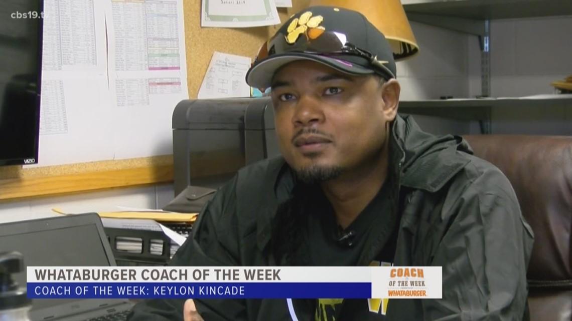 Whataburger Coach of the Week: Keylon Kindcade