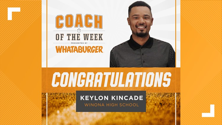 Whataburger Coach of the Week: Keylon Kincade