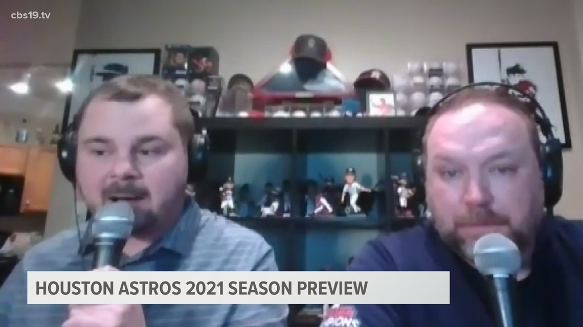 Previewing the 2021 Houston Astros with the 'Locked on Astros' Podcast