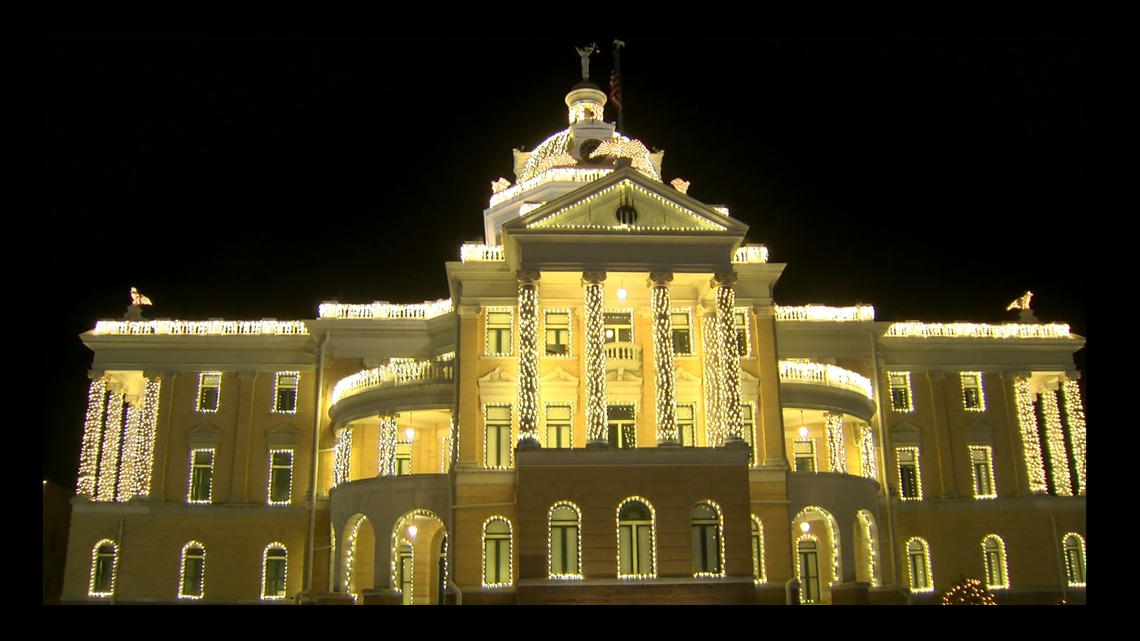Totally East Texas: Marshall's Wonderland of Lights offers beautiful experience for families