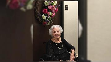 Texas Centenarian turns 108 years old
