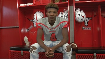 Patterson Hyundai of Tyler Player of the Week - J.J. Green