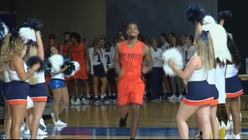 """UT Tyler opens basketball season with """"Patriot Madness"""""""
