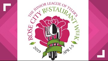 Junior League of Tyler to host 4th Annual 'Rose City Restaurant Week'