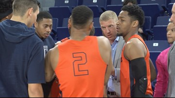 UT Tyler plays first home game of the season