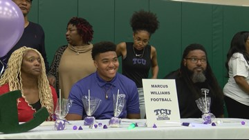 EARLY SIGNING DAY - Pair of Longview stars sign with colleges