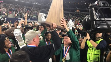 Longview wins first state title in 81 years