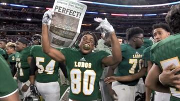 RECAP: Longview Lobos' championship season