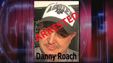 Officials arrest East Texas man wanted for stalking