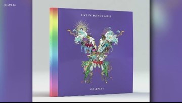 Coldplay contest and rules