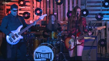 Music Monday: The Ally Venable Band