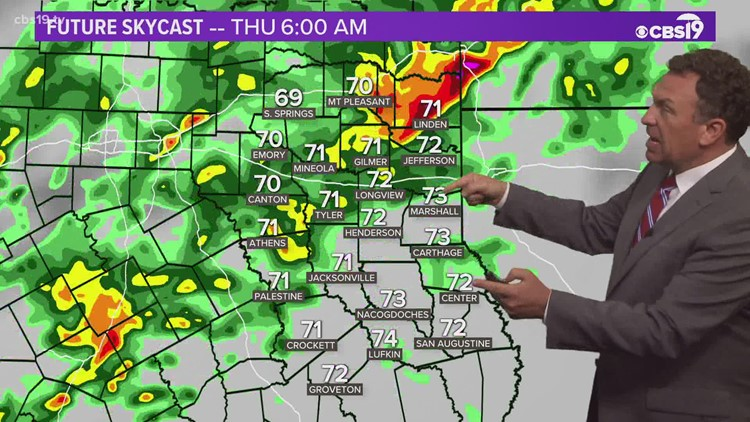 Wednesday April 28th, 2021 Evening Weather
